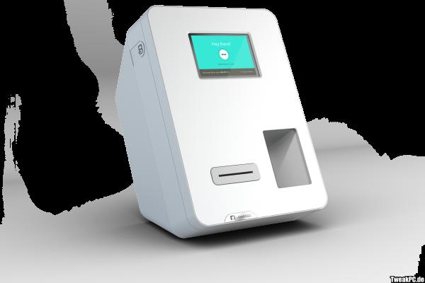 Esimene virtuaalvaluuta Bitcoin´i automaat jõudis Eestisse